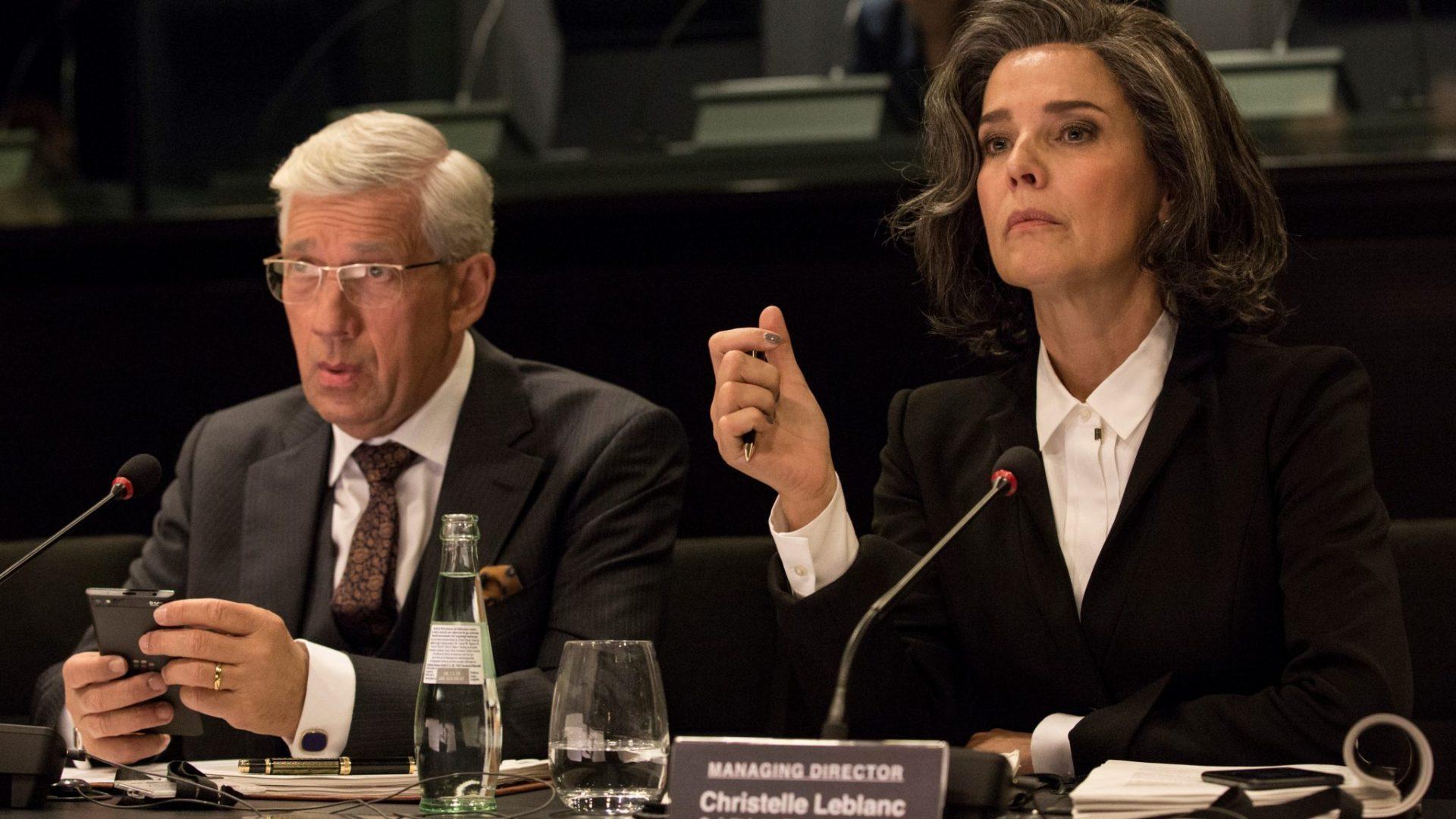 BAD BANKS EN COMPÉTITION POUR LE PRIX EUROPA