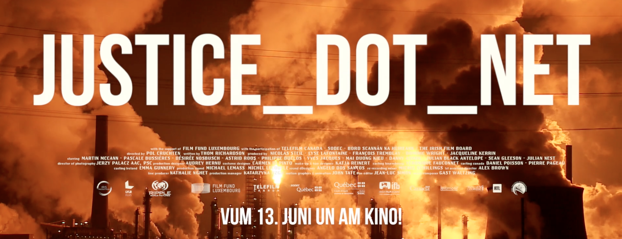 JUSTICE DOT NET – IN LUXEMBOURG THEATERS