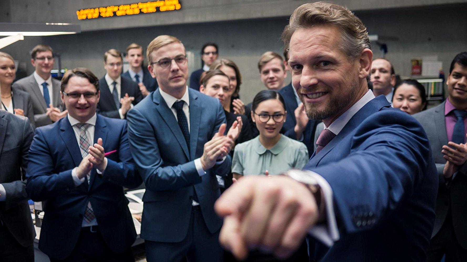 Deutscher Fernsehpreis : Bad Banks obtient le prix de la meilleure série ainsi que le prix de la meilleure réalisation
